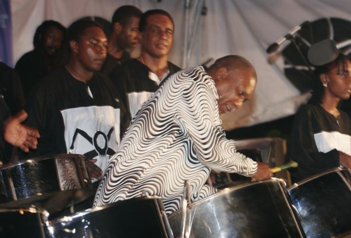 ברבדוס: פסטיבל שורת הקונגס
