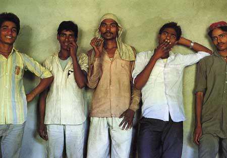 הודו: יומן דרכים, ביקור חד פעמי