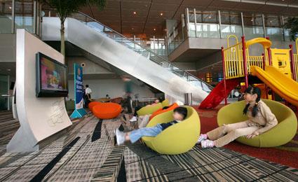 צ'אנגי בסינגפור: שדה התעופה הטוב בעולם