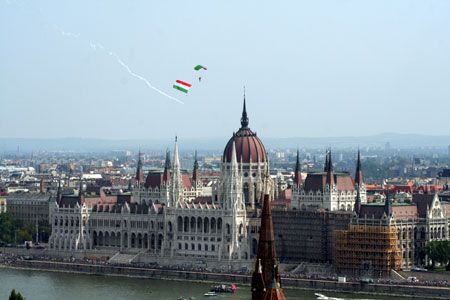 בודפשט: ביקור בפשט – רוחות של שינוי