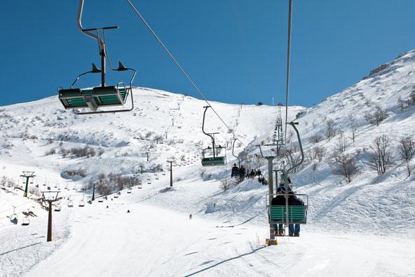 החרמון בחורף – יוצאים לסקי