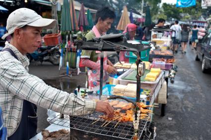 בנגקוק: שוק צ'אטוצ'אק