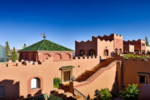 קסבה טמדו, מרוקו – אלף לילה ולילה