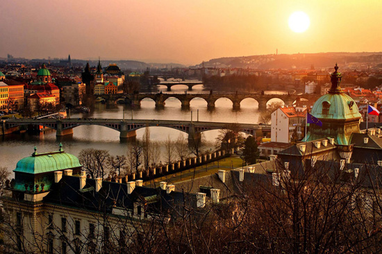 אירופה – חופשה רומנטית בעיר הגדולה