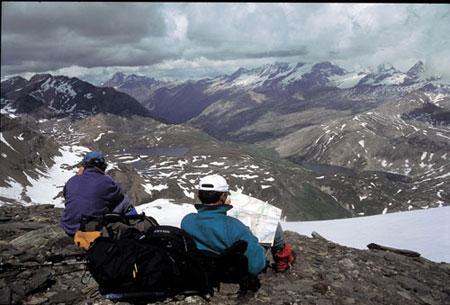 טיפוס הרים באלפים: לונה פארק לילדים גדולים