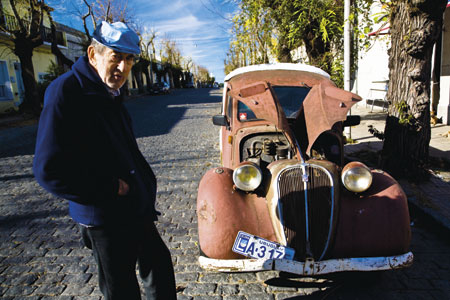 אורוגוואי: ענתיקות למכביר