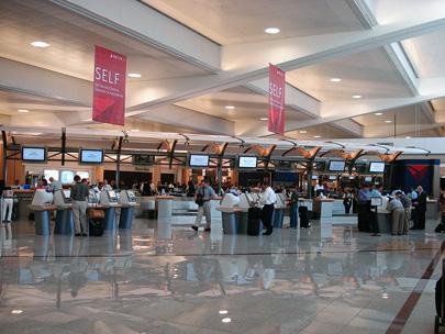 נמל התעופה באטלנטה העמוס ביותר בעולם
