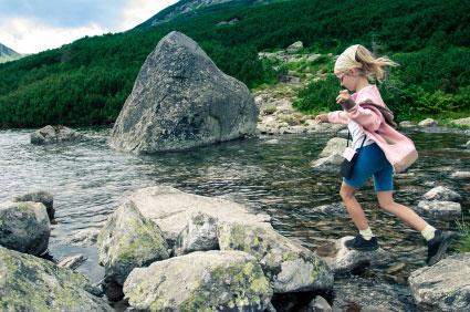 גן עדן למשפחות: הרי הטטרה הסלובקים