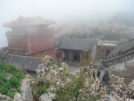 טיישאן: ההר הקדוש ביותר בסין