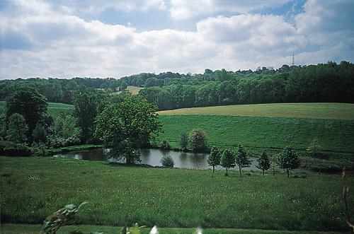 עיצוב הגן האנגלי
