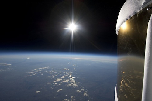 תיירות חלל ראשונה מוצעת לישראלים