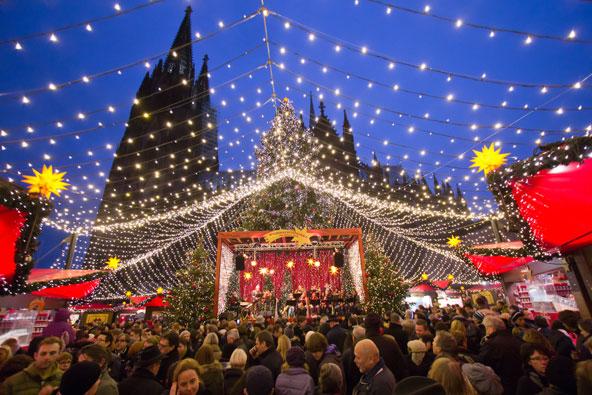 הערים המקושטות ביותר לחג המולד