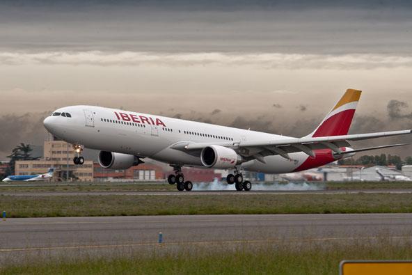 איבריה: מטוסי איירבוס חדישים בין ישראל למדריד