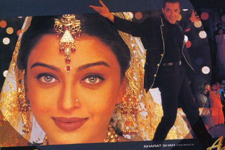 לבן זה יפה – יופי בקולנוע ההודי