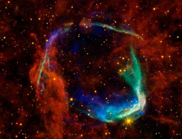 מפת השמים החדשה: חצי מיליארד כוכבים וגלקסיות