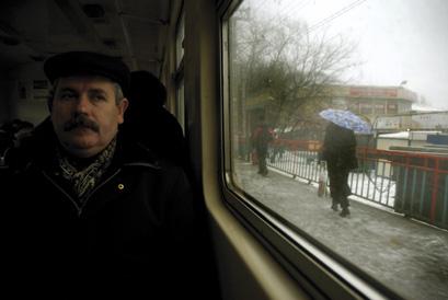 בעקבות מוסקבה פטושקי – מסע ברוסיה