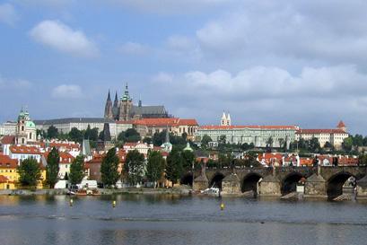 נשיא צ'כיה בביקור ממלכתי בישראל
