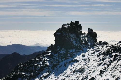 הרי האטלס: כך כמעט מתתי