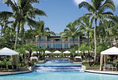 למכירה בהזדמנות: מלונות יוקרה בהוואי ובמנהטן