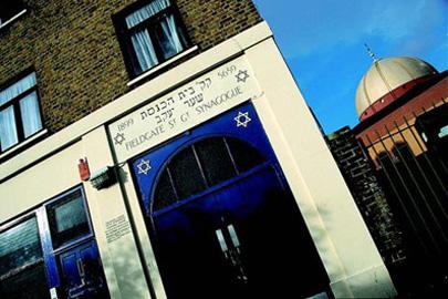 לונדון: ווייטצ'אפל עם חיים באר