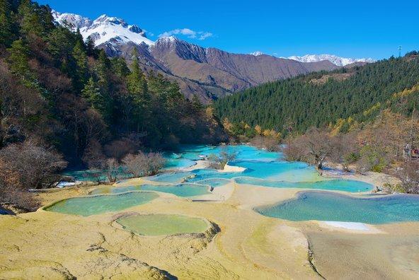 אתרי הטבע היפים במזרח אסיה