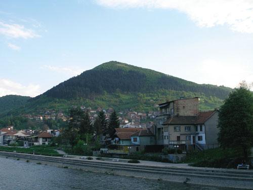הפירמידה בבוסניה