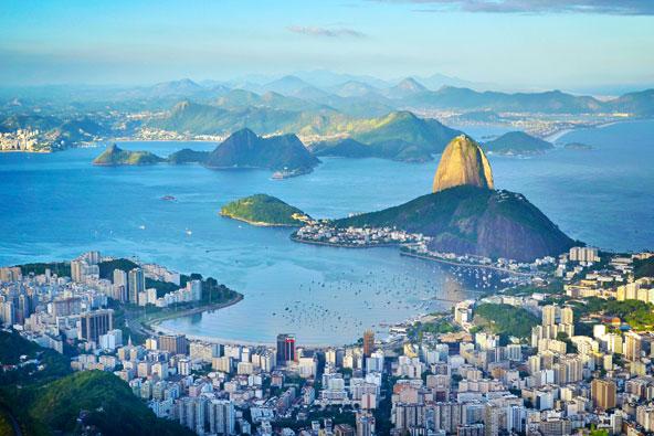 האתרים שאסור להחמיץ בברזיל