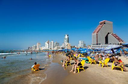 תל אביב בין עשרת ערי החוף הטובות בעולם