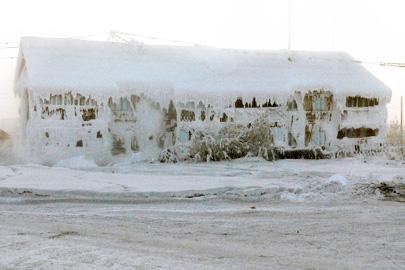 המקום הכי קר בעולם: אוימיאקון, סיביר