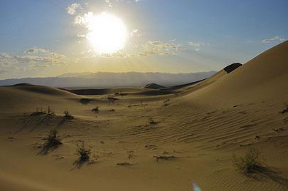 מדבר לוט באיראן: הכי חם בעולם