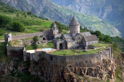 טיול ג'יפים לארמניה הלא מוכרת