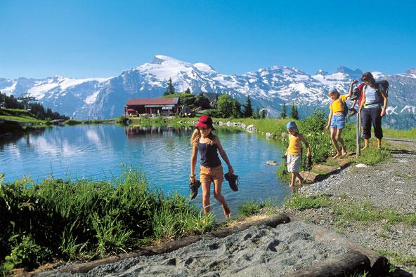 שווייץ – כפרי נופש בלב הטבע