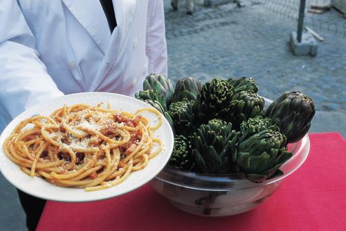לאכול ברומא: כמה פשוט, ככה טעים