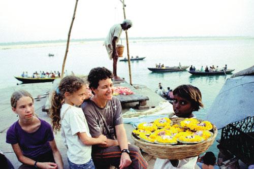 הודו עם ילדים: מסע משפחתי