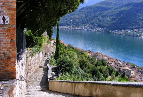 שווייץ – בין לוגאנו ולוקארנו
