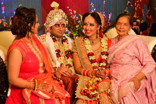 החתונה ההודית שלי