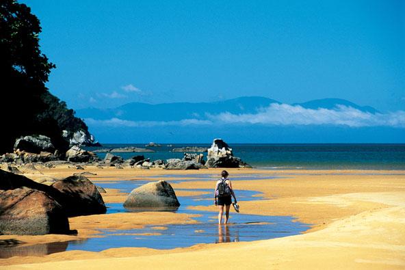 ניו זילנד ארץ הטרקים