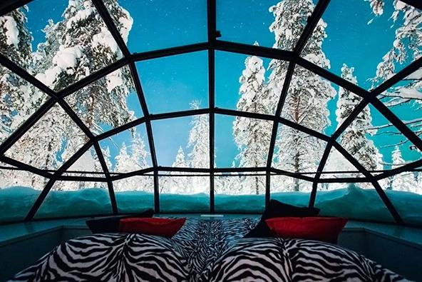 לישון תחת כיפת השמיים