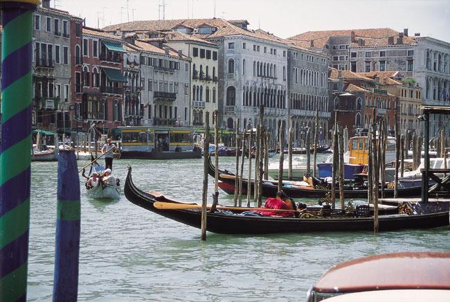 מבקרים בוונציה? שלמו מס!