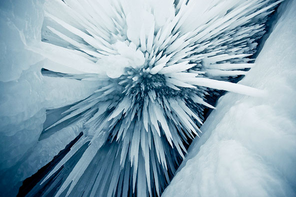 קרח – עולם קפוא