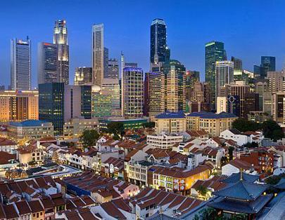 סינגפור – ושאר העולם