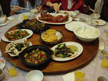 סין: מסעדה מהפכנית בשיאמן