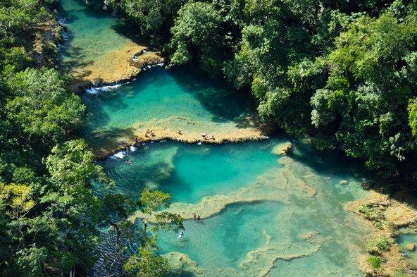אתרי טבע בגואטמלה