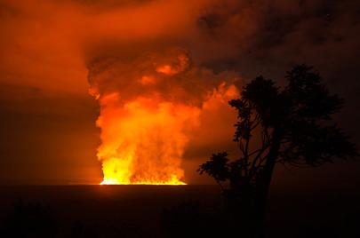 קונגו – התפרצות הר געש מושכת תיירים למדינה הענייה