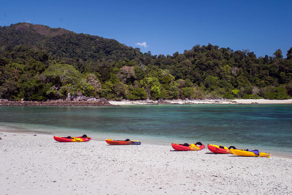 טיול חופים וטבע בבורמה ותאילנד