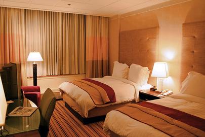 סוכות: תפוסה כמעט מלאה במלונות