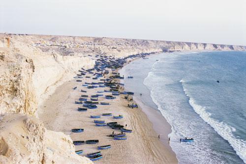 מרוקו – חופי סהרה המערבית