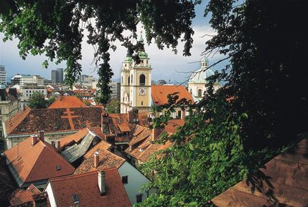 ליובליאנה: יום בעיר הקטנה