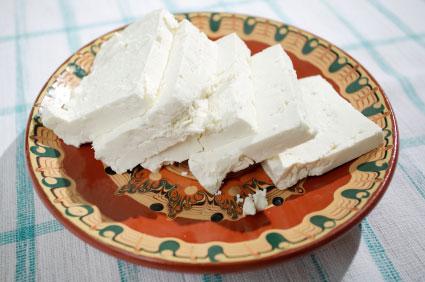 גבינות – לקסיקון מקוצר