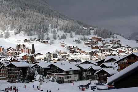 שווייץ – שלושה אתרי סקי נבחרים